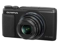 Olympus SH-50 Digitalkamera (16 Megapixel, 24-fach Super Zoom, (3 Zoll) LCD-Display, iHS, 5-achsiger Bildstabilisator, Full HD, Live Guide) für 220€ @Amazon.co.uk