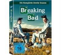 Breaking Bad - 2.Staffel für 12,88€ inkl. VSK