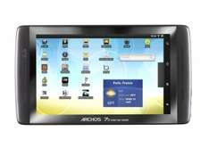 ARCHOS 7.0 Internet Tablet 250 GB 17,8cm (7 Zoll) kapazitiver MultiTouch Android @ebay  99€