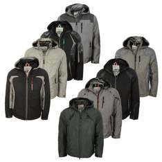 Sucker Grand Herren Winterjacke Outdoor Jacke Skijacke Snowboardjacke S-2XL  @ebay 34,90€