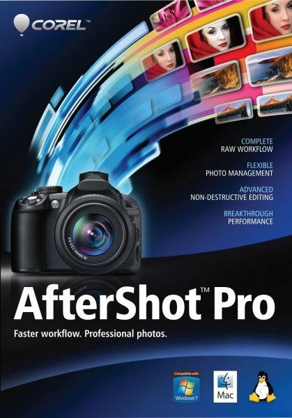 Corel AfterShot Pro für PC/Mac [Download] für 19€ @Amazon.com