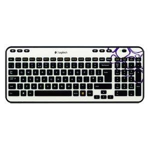 Logitech Wireless Tastatur K360 für 9,99€ @Real