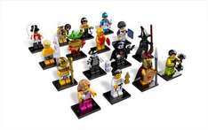 LEGO Mini-Sammelfiguren (Serie 2)
