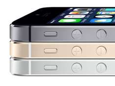 iPhone 5S 16GB Silber mit T-Mobile Complete M Friends für 30€! (Spacegrau 78€/Gold 114€)