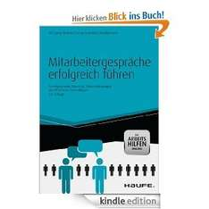 Mitarbeitergespräche von Haufe Handbuch Kindle