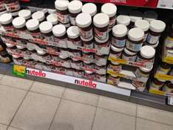 (Lokal Trier) Marktkauf Nutella 450gr