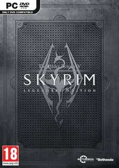 Skyrim Legendary Edition (PC) für 22.60€ bei game.co.uk