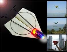 2,4GHz Wireless Remote Control Paper Airplane €33,37 incl. Versand