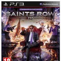 Saints Row IV Commander in Chief Edition (X360/PS3) für 21,38 Euro inkl. Versand