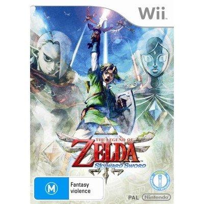 Legend of Zelda Skyward Sword Wii für 14,29€ - Preis nur heute