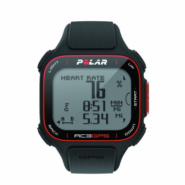 POLAR GPS Pulsmesser RC3 N o. Vsk für 159,95 € @ bike-discount.de
