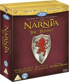 The Chronicles of Narnia Trilogy (Blu-ray) für 10,33€ @Zavvi