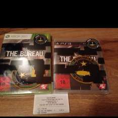 [Berlin Saturn Alexanderplatz] xbox 360/PS3 Spiel The Bureau Saturn Edition