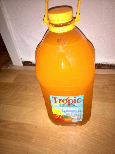 5 Liter Saft Tropical Geschmack bei Thomas Phillips Osnabrück (regional?)