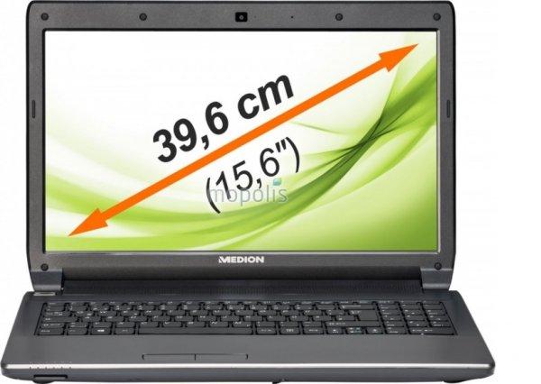 Medion Akoya P6638 (MD 99171) B-Ware mit i3-3120M, GeForce® GT 635M und  Win8
