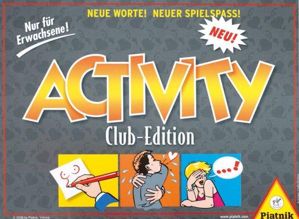 Activity Club Edition für 25,92€ @Amazon