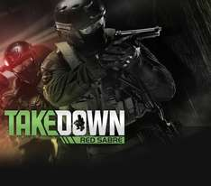 Takedown - Red Sabre [STEAM] @ gamersgate.com