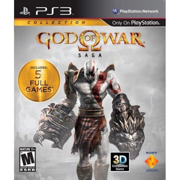 Batman Arkham City GOTY Xbox360 14,75€ & God of War Saga PS3 17,70€