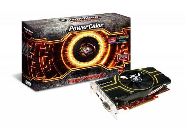 PowerColor HD7850 1GB
