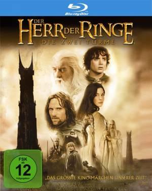 Herr der Ringe I bzw. II [Bluray] für je 5,28€