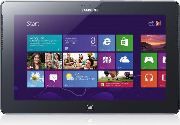 """Samsung™ - Tablet-PC """"ATIV Tab"""" (10,1"""" 1366x768,32GB,Win RT) für €269,90 [@ZackZack.de]"""