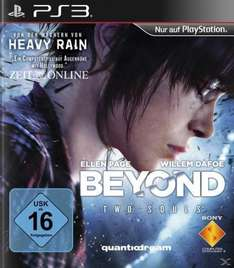 Beyond: Two Souls dt. (PS3) für 42,99 € inkl. VK (Idealo ab 54,95 €)