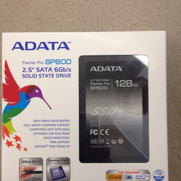 Adata 128 GB SSD 128 GB