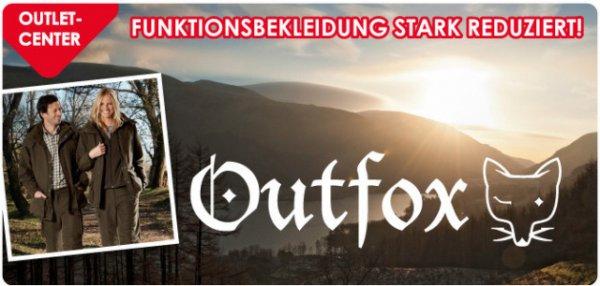 Outfox Funktionsbekleiung stark reduziert @McTREK