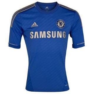 Adidas FC Chelsea Trikots 2012/13 in blau, weiß und schwarz - viele Größen - bei Sportsdirect