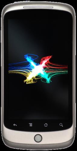 Google Nexus One ohne Branding