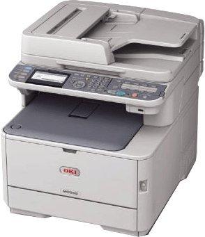 OKI MC562dnw Farblaser-Multifunktionsdrucker mit 250,-€ Cashback