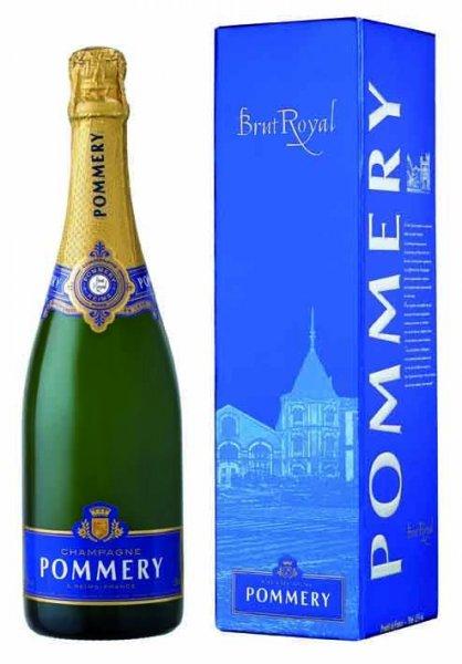 2 Flaschen Pommery Champagner