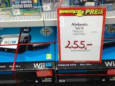 [LOKAL?] Media Markt Worms - Wii U Premium Pack 32 GB inkl. NINTENDO Land