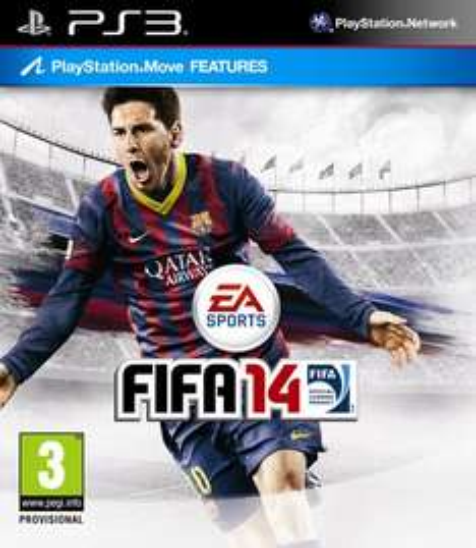 Fifa 14 PS3 35€ Offline [Mediamarkt Neuss Lokal]