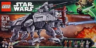 LEGO Star Wars 75019: AT-TE  65,51€ inc. Versand Amazon UK