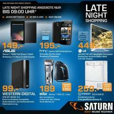 [Saturn Late Night Shopping] LG 42LN5778 449€ idealo = 485€