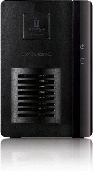 Lenovo ix2 - NAS mit 6TB (2x3TB) bei IBOOD für 299.95 € + VSK