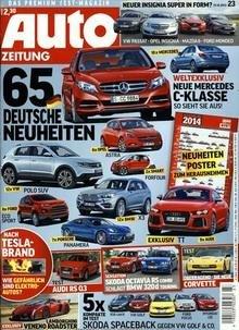 Auto Zeitung mit 7,40 Gewinn - 1 Jahres Abo