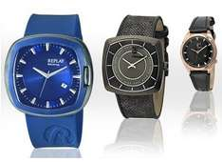 "Replay Herren Armbanduhren aus der ""Time Collection"" @Groupon"