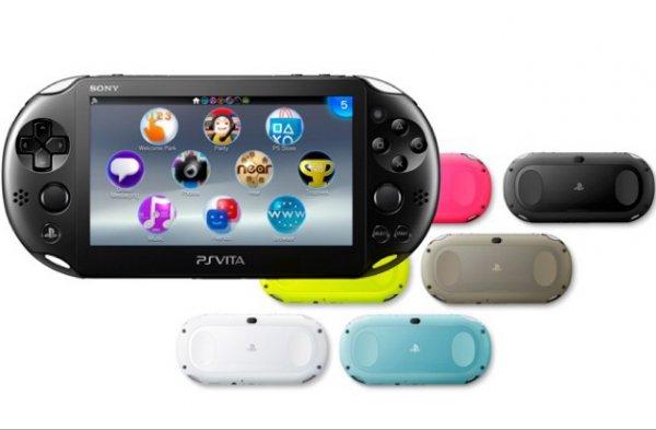 [Neues Model] PS Vita Slim Model - PCH-2000 (Black)