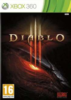Diablo 3 PS3/Xbox 360 für 38€ bei game.co.uk