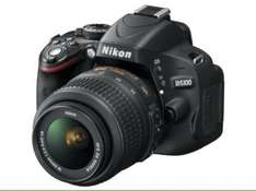 Nikon D5100 18-55mm VR Kit + Tasche + SD-Card