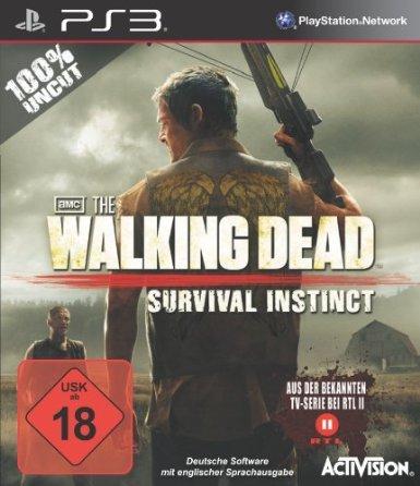 The Walking Dead: Survival Instinct (uncut) für PS3