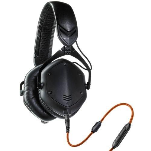 V-MODA Crossfade M-100 Over-Ear Kopfhörer, matt schwarz für 178,93 €
