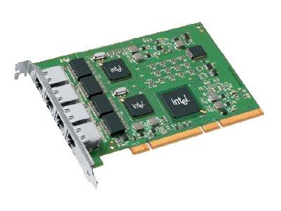 Intel PRO/1000 GT Quad Port Server Adapter (PCI-X) für  15,14 € @ebay
