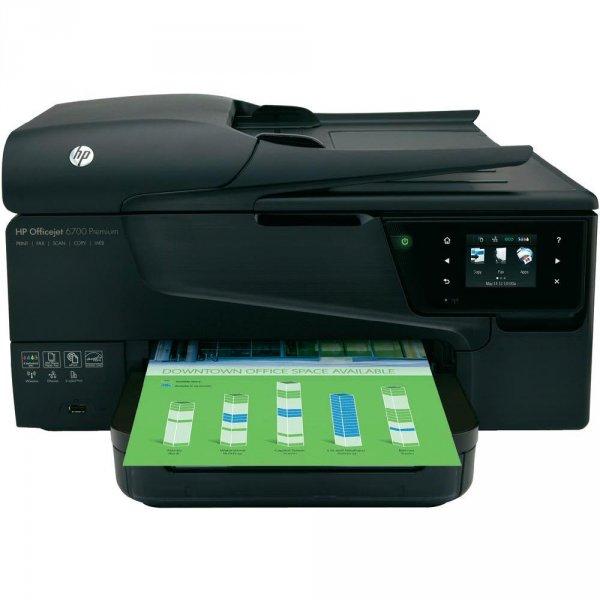 [Saturn Reutlingen]  HP Officejet 6700 Premium e-AiO A4 Drucker, Scanner, Kopierer, Fax LAN, WLAN, Duplex 99€