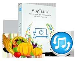 KOSTENLOS: Vollversion: AnyTrans (Apple-Mobiles ohne iTunes per Windows verwalten)