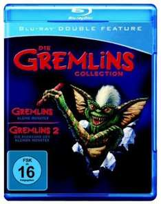 [Blu-ray] Gremlins 1+2 - Die Collection [Amazon.de]