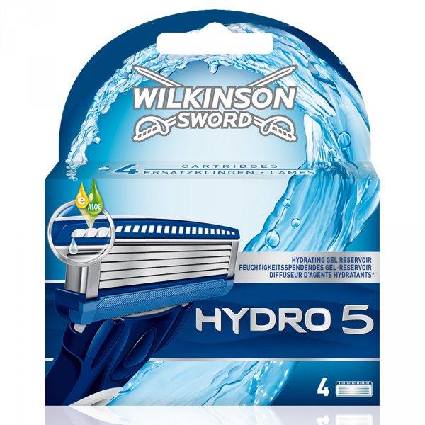 [lokal Nürnberg] Wilkinson Hydro5 Klingen (8 Stück) kombiniert mit 1€ Coupon, 10% Eröffnungsrabatt,Scondoo und Payback @DM