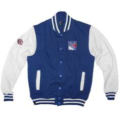 Majestic Athletic NHL New York Rangers Deadball Jacke